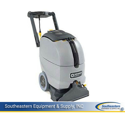 New Advance ES400 XLP Self-Contained Carpet Extractor