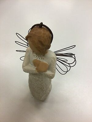 WILLOW TREE Dated 2016 Ornament, DEMDACO-NEW WITH BOX!