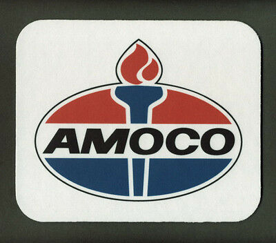 "AMOCO Gas and Oil  Mouse Pad ""FREE SHIPPING"""