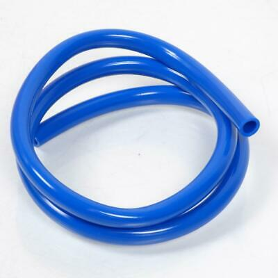 Durite essence huile air bleu 8mm x 12 mm x 1m moto scooter quad mobylette Neuf
