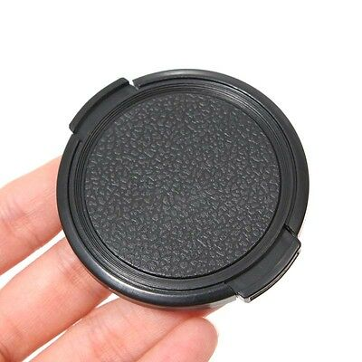 Snap-on Front Lens Cap Cover 43/46/49/52/55/58/62/67/72/77mm Protector Camera.