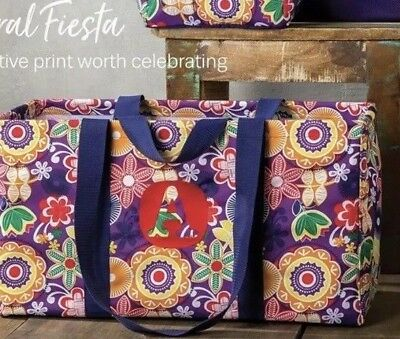 Thirty one Large Deluxe Tote Thirty-one 31 NEW Patterns!  Hard to find!!  NIP