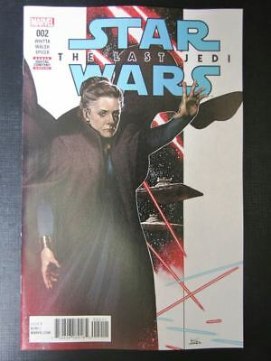 Star Wars: The Last Jedi #2 - July 2018 - Marvel Comic # 13J34