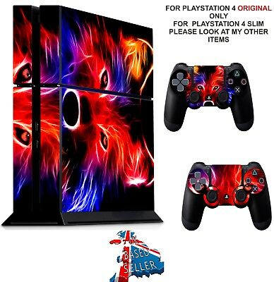 Pad Decal Vinyl Stood Video Game Accessories Video Games & Consoles Ps4 Skin Witcher 3 Geralt Of Rivia White Wolf Sticker