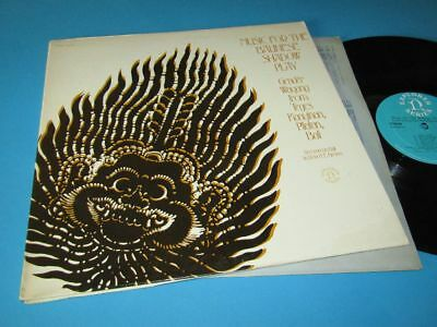 Gender Wayang From Teges Kanyinan / Music For The Balinese Shadow Play - LP