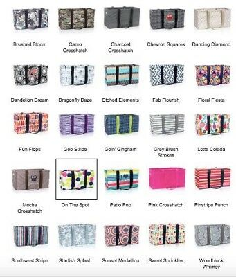 31 Thirty One - Large Utility Tote - NEW Thirty-one All Colors Available!!!  NIP