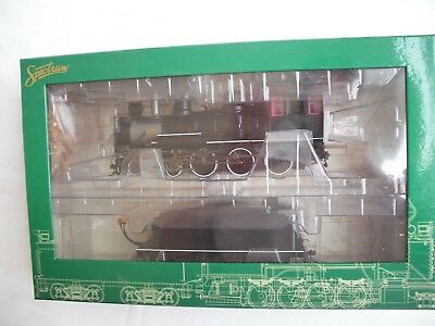 Spectrum 28698 DCC Baldwin 4-6-0, Undecorated,Steam Locomotive Eng,HO On30 Scale