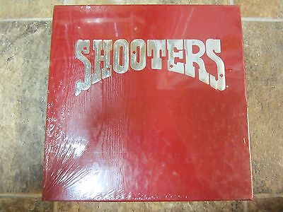 Vintage 1984 Shooters! AKA The Hole in the Wall Board Game, MIB