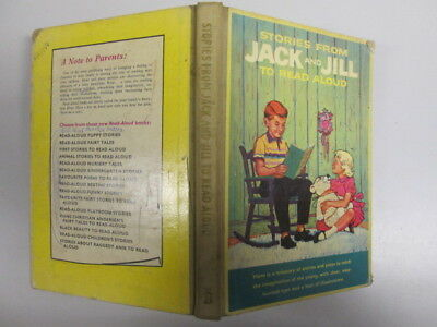 Acceptable - Stories from 'jack and Jill' to Read Aloud - Oscar Weigle 1961-01-0