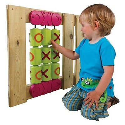 TIC TAC TOE OXO PLAY SET Cubby House Accessories Fort Playground Equipment