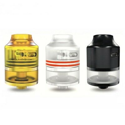 1Pc WASP NANO RDTA 2ml Tank Atomize 510 thread Airflow Top Filling Big Deck 22mm