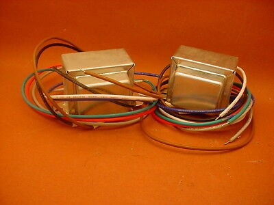 2 x EL84 Ultra Linear Output Transformer  . 10 Watts  . NOS . Unfinished project