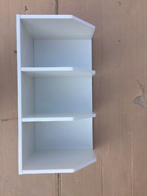 IKEA PERFEKT KITCHEN End Unit Cabinet Shelf 13040-0745 Off