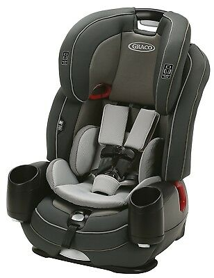 Graco Baby Nautilus SnugLock LX 3 In 1 Harness Booster Car Seat Cutler NEW