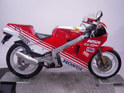 Honda NSR250 MC16 1987 Unregistered Japanese Direct Import Restoration Project