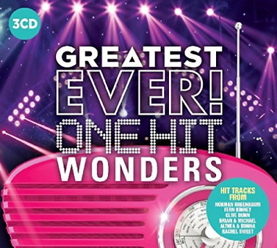 Various Artists-Greatest Ever One Hit Wonders  CD NEW