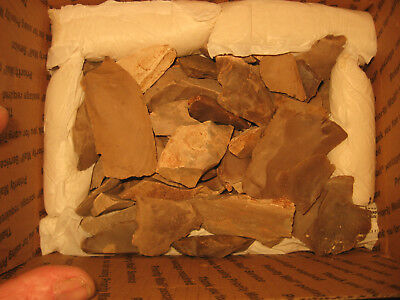 10 lbs Central Texas Prehistoric Flint Lithics Tools, Indian Artifacts, #13