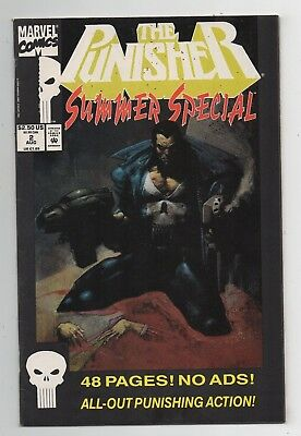 Marvel Comics The Punisher Summer Special #2 Modern Age
