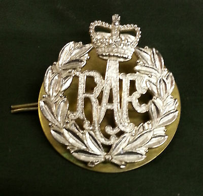 Royal Air Force Issue Cap / Beret Badge, Genuine RAF issue