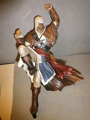 Grosse Assassin´s Creed Black Flag Figur, Edward Kenway Master of the Seas, nich