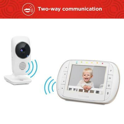 Motorola MBP668CONNECT - Wi-Fi Baby Monitor with 3.5-Inch LCD screen
