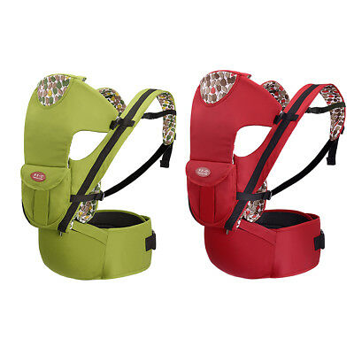 Kids Baby Carrier Sling Backpack Hipseat Walkers Belt Waist Hold Infant Hip Seat