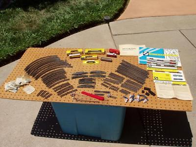 Arnold Rapido N Scale Train Locomotive Switching Track Cars Miscellaneous Decent