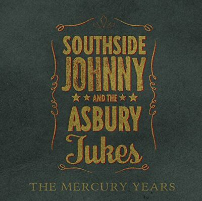 Southside Johnny And the Asbury Jukes – The Mercury Years (NEW 3 CD BOX SET)