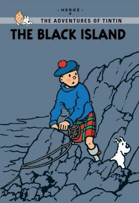 The Black Island (Tintin Young Readers Series) (Paperback), Herge...