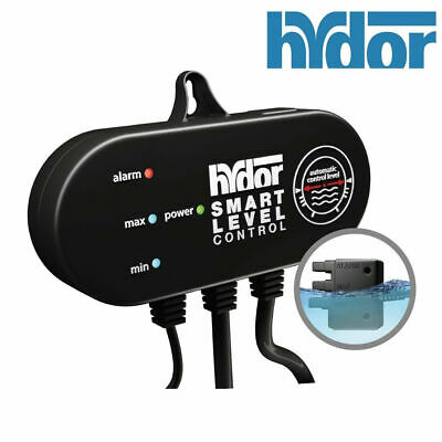 Hydor SMART LEVEL Control Auto Top Up System Aquarium Fish Tank Sump Sensor
