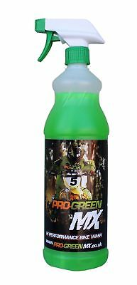 Pro Green MX Total Care pack 2L Wash 2L Shine 1L Degreaser and Air filter Bundle