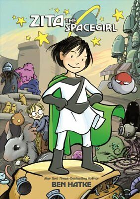 Zita the Spacegirl by Ben Hatke 9781596434462 (Paperback, 2012)