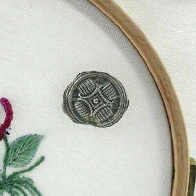 SILVER Needle Minder or Brooch - Style Choice