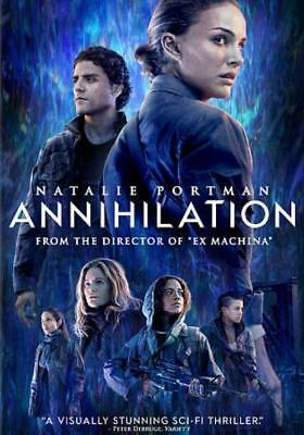 Annihilation New Dvd