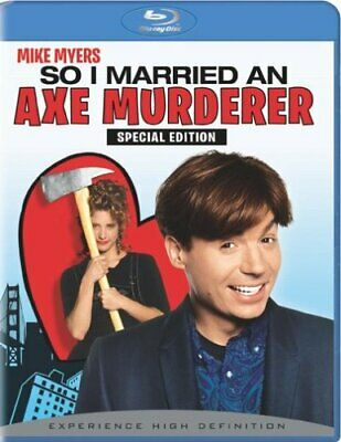 So I Married an Axe Murderer (Special Edition + BD Live) [Blu-ray] NEW!