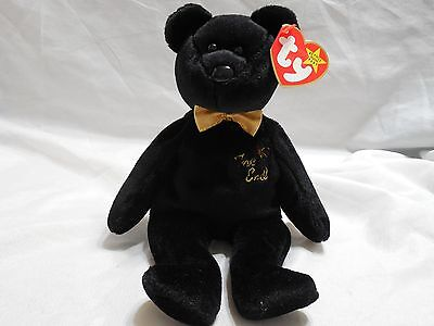 Ty The End Beanie Baby 1999