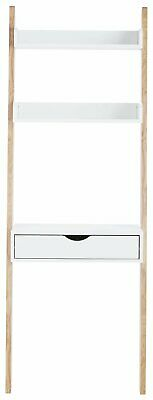 Argos Home Ladder Desk - White