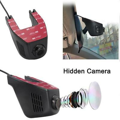 1920*1080 Hidden Night Vision Car DVR camera G sensor Dash Cam Video Recorder MT