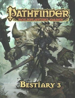 Pathfinder Roleplaying Game: Bestiary 3 Pocket Edition 9781640780064