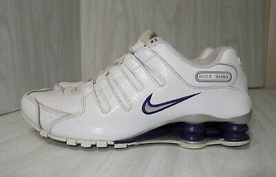 big sale 229d9 2e74e NIKE SHOX NZ EU Athletic Shoes Sneakers Women's Size 8.5