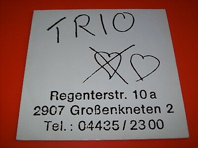 Trio ♪ Same ♪ LP [VG]