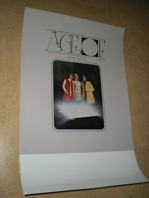POSTER by ONEOHTRIX point never AGE OF For the bands new promo tour album cd *