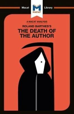 Roland Barthes's The Death of the Author by Laura Seymour 9781912453061
