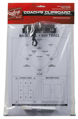Rawlings System-17 Coach's Clipboard