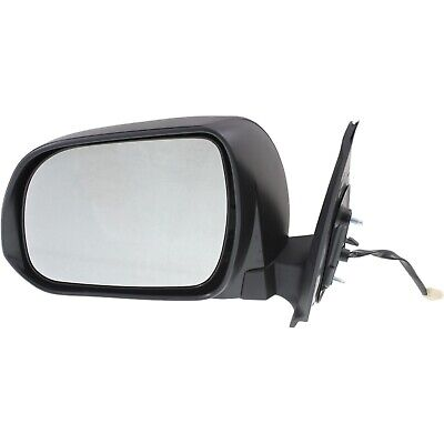 NEW LH POWER MIRROR NON HEATED PAINTABLE FITS 2008-2009 TOYOTA PRIUS TO1320255