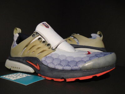 cheapest clearance sale wide varieties 2000 OG NIKE Air Presto Usa Olympic Grey Comet Red Blue ...