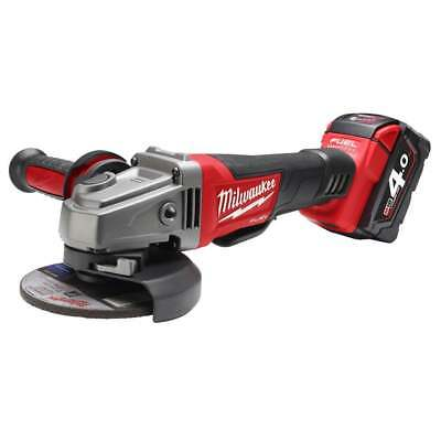 Milwaukee 18v Cordless Grinder M18CAG115XPD-0 115mm Body Only (No Battery)