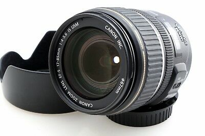 Canon EF-S 17-85mm F4-5.6 IS USM for Canon EOS Digital Cameras. 750D 80D etc