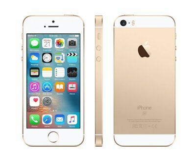 APPLE IPHONE SE 64GB Gold SIMFREE ACCESSORI Grado A+++