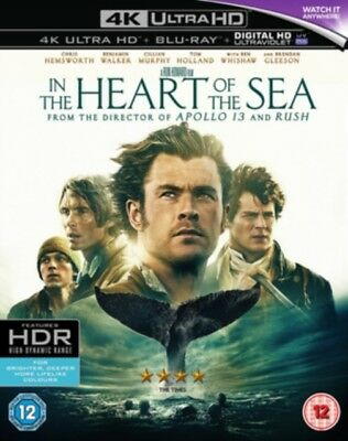 In The Heart Of The Sea 4K Ultra HD NEW 4K UHD (1000602064)